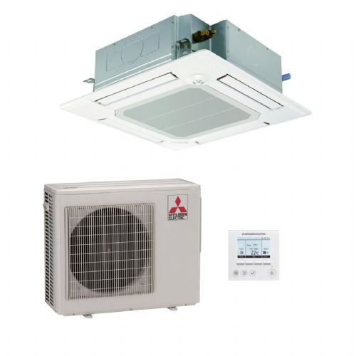 Mitsubishi Electric Zubadan Inverter Low Ambient Heat Pump A